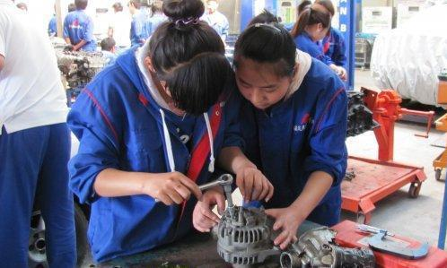哈尔滨技工院校要扩招4376人 都享受啥待遇