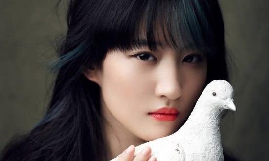 刘亦菲赵丽颖唐嫣热巴,这7位金鹰女神你喜欢谁?