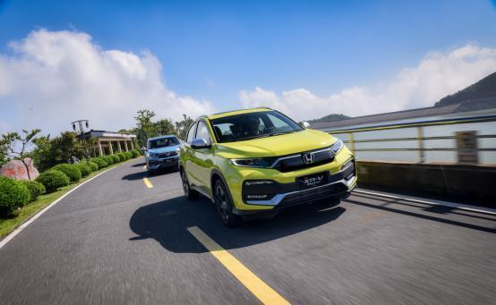 解码新潮动力,东风Honda新XR-V领潮而来