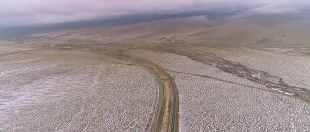 凯奥·兰德探索神秘的地方,见证中国最大的盐湖
