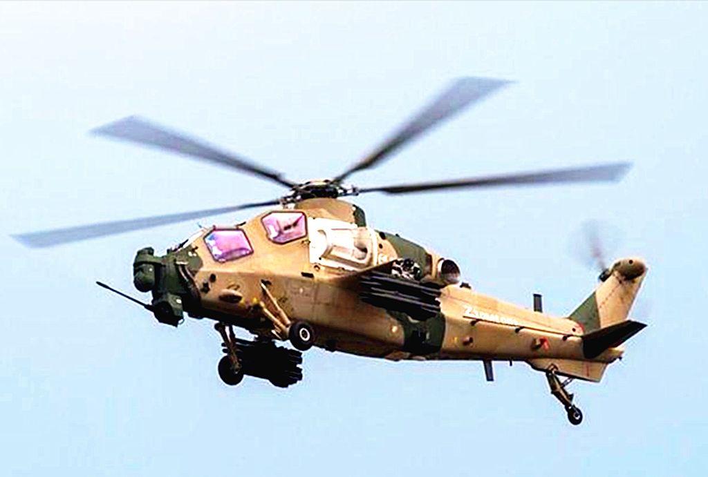 """军事丨外贸版""""武直10""""武装直升机,总设计师,性能全球前三"""