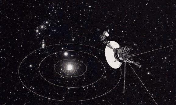 旅行者一号迟迟飞不出太阳系,是谁在限制人类它们已现身