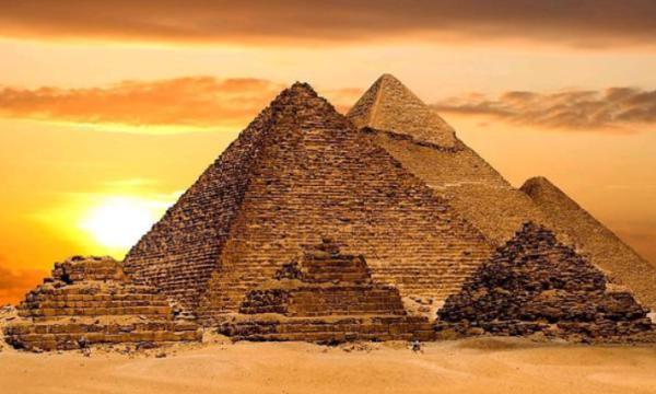古埃及人在修金字塔时,古中国人在做什么考古学家:不可思议!
