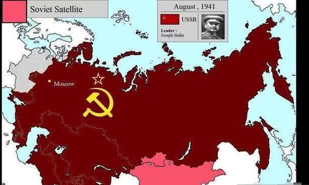 为何苏联只用20多年的时间就迅速崛起为超级大国?全靠美国吗?