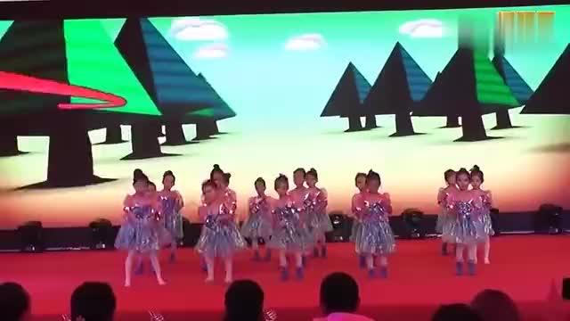 少儿舞蹈大赛,儿童舞蹈《咻一咻》,少儿舞蹈表演