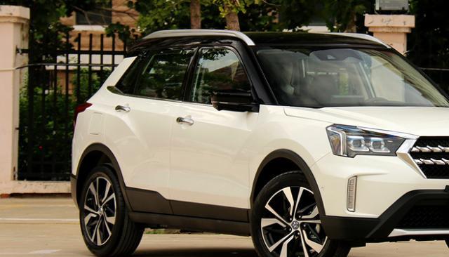 8.68万的国产SUV,来自日系技术,关键是发动机有保障