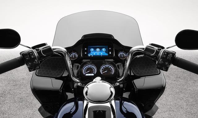 哈雷·戴维森宣布2020年某些型号的科技安全配置增强