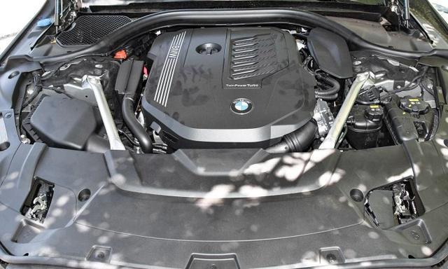 喜提宝马740行政版,时速160km发动机只有2000转?