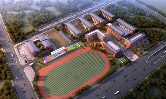 皋城小学、毛坦厂中学实验学校等8所城区公办学校最新实拍图