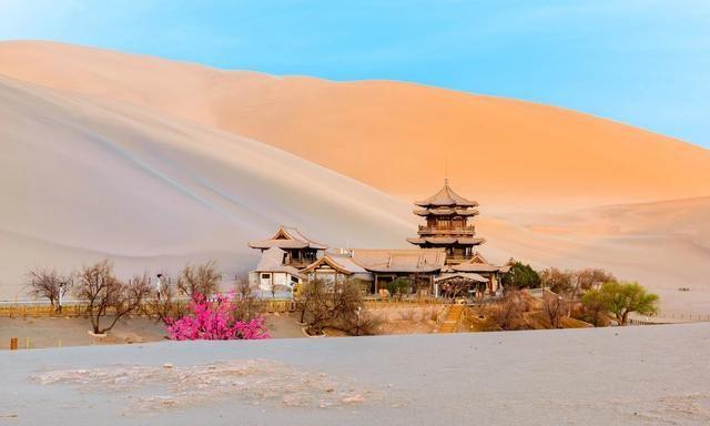 中原文化 佛教文化 西亚和中亚文化 交融的大都会 敦煌