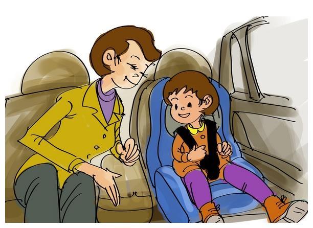 对于有小孩的家庭,汽车儿童安全座椅非常有用!为啥普及度不高?