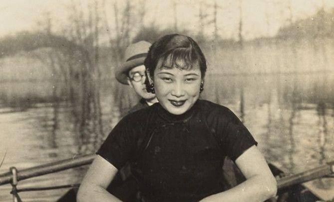看过影后胡蝶的珍藏老照片,才知道什么是昔日上海摩登