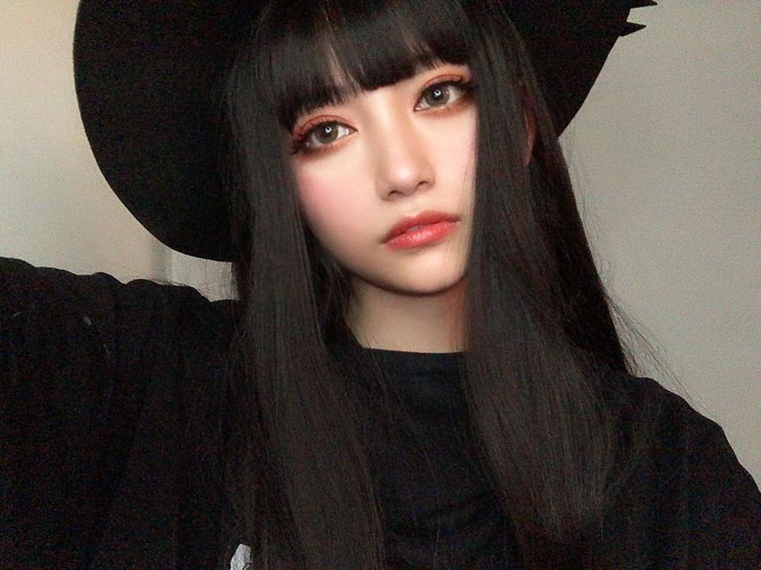 美女模特komoshuai,精致佳人,天生丽质,女神精选合辑二25张