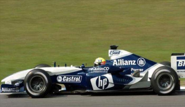 威廉姆斯赛车:令人喜爱,F1赛车的车架坚固无比,性能好