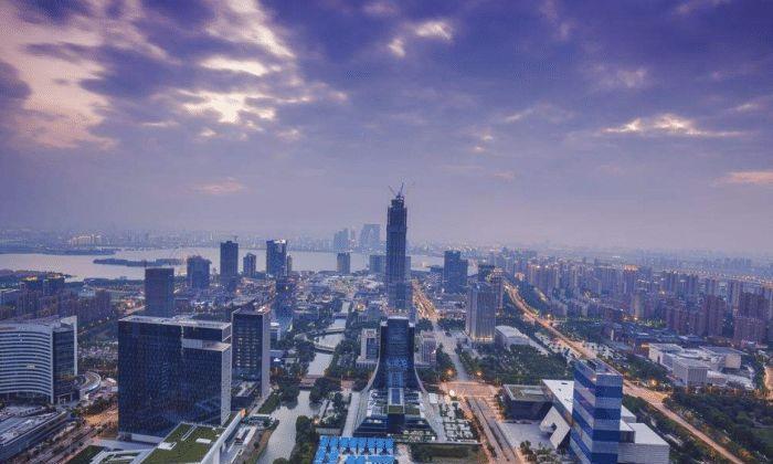 最怪城市!处新一线之列却连一座机场都没,今却要建中国第一高楼