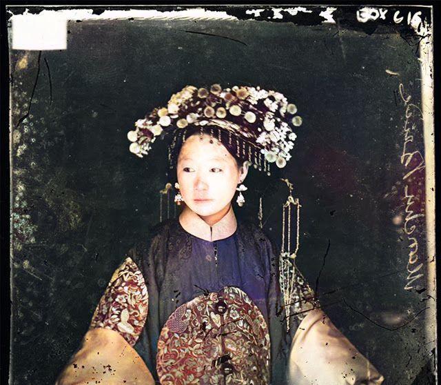 你一定没见过,一百五十年前广州人长什么样?