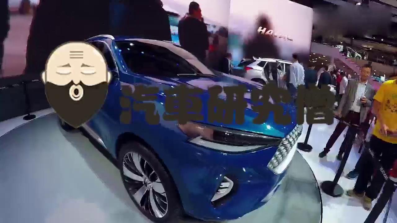 视频:高颜值的中华V6,还是一个实力派,整体配置较高