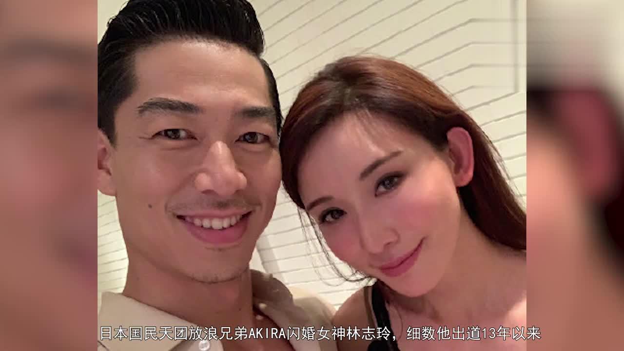 林志玲老公初恋情史曝光出道13年堪称绯闻绝缘体