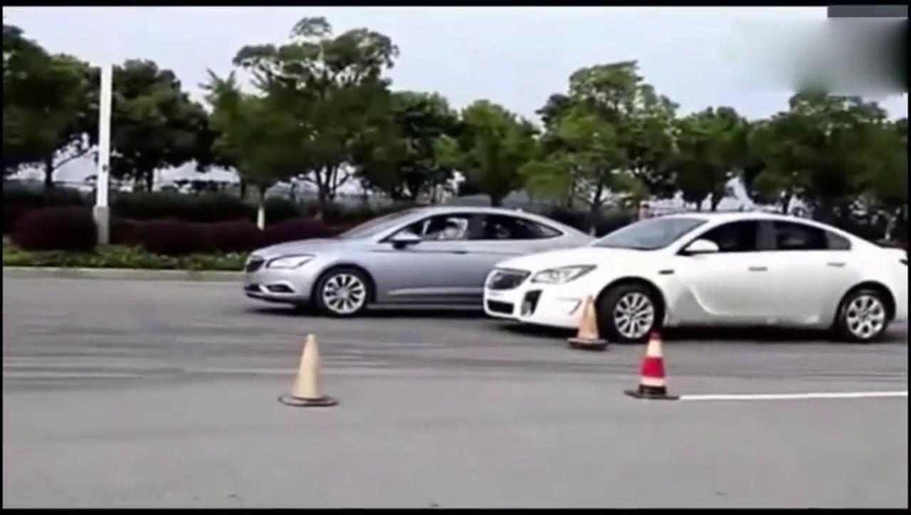 视频:别克威朗新玩法, 4S店销售的车技真厉害,没技术真不敢当销售