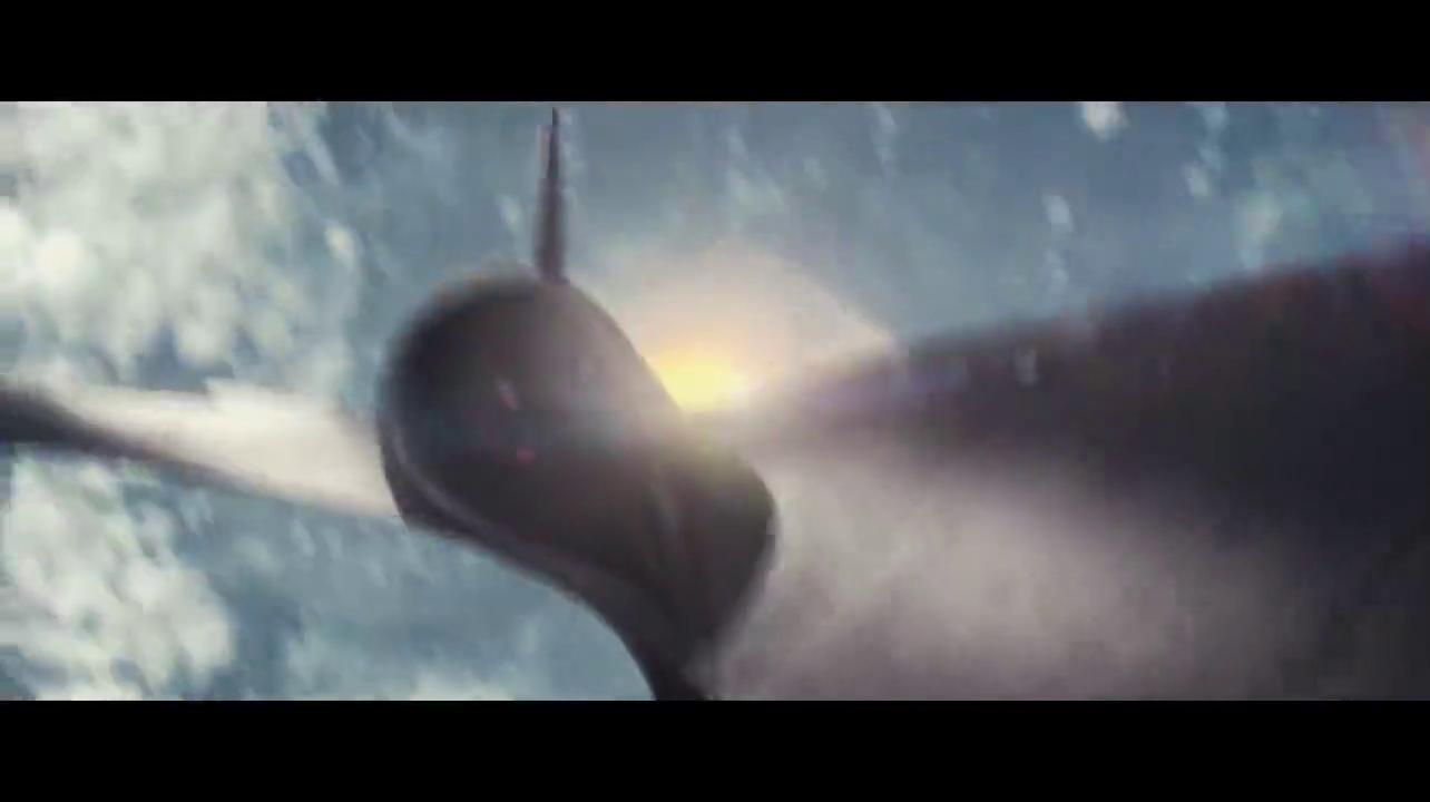 x战警上太空营救宇航员,激光眼变身人形火炮1