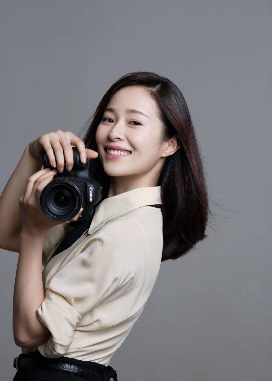 江一燕:清新文艺女神