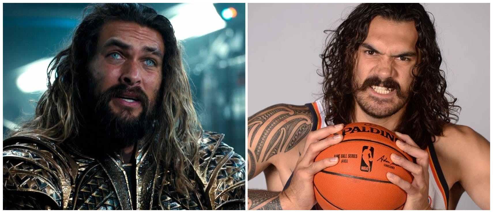 NBA的海王也有超人的基因,看看篮球明星亚当斯的逆天家庭