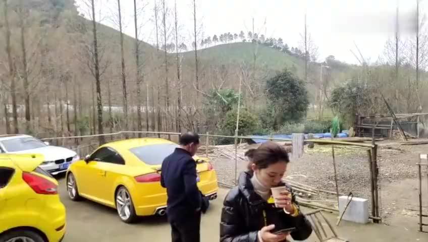 浙江安吉农村过小年老婆亲自下厨七大姨八大姑都来了