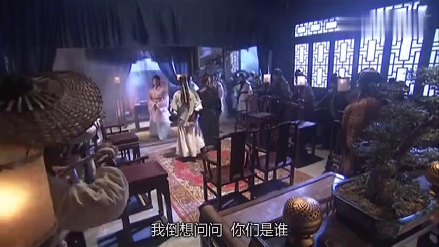 天龙八部:王语嫣精通天下武学,一开口就把司马林治得贴贴服服