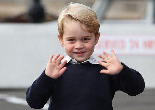 乔治小王子真是一个开心果,他的这些表情包完全可以治愈人心