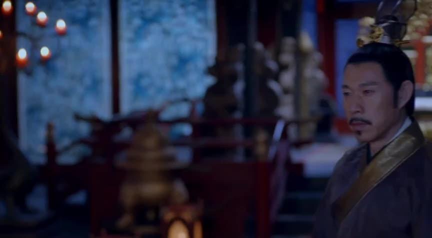 美女在承庆殿中独自秀舞,不料这场面被君王看到,这下有好戏看了