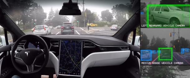 驾驶特斯拉时睡着?路人开始担心,官方表示自动驾驶比人类安全!