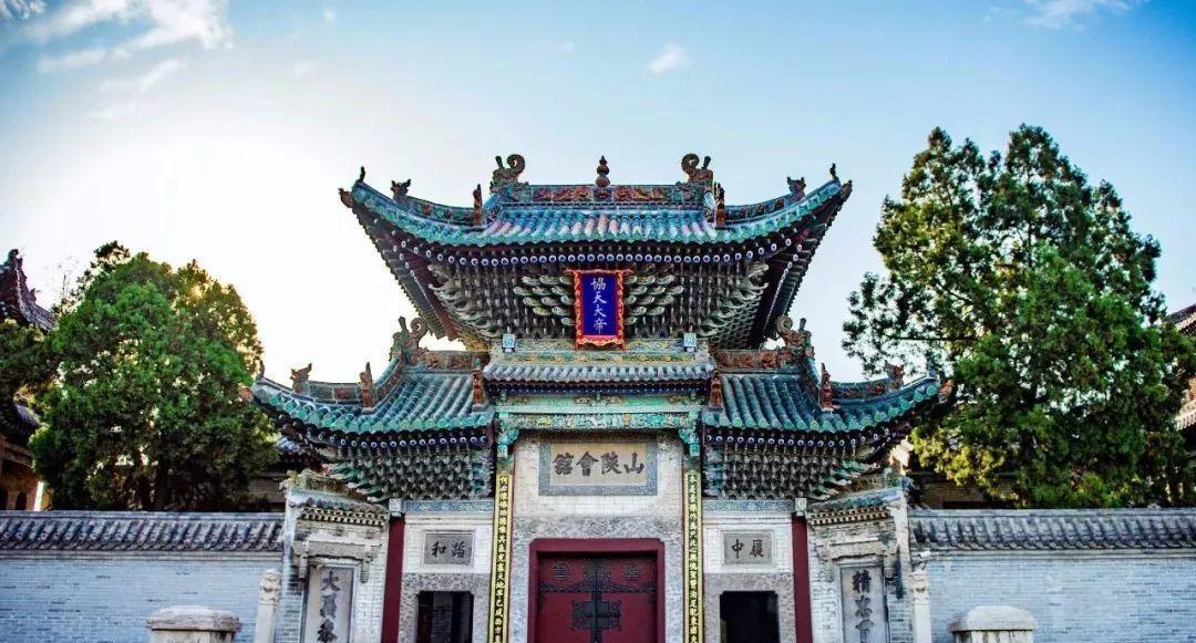 聊城这座清朝古建筑,见证了聊城曾经的繁荣与辉煌