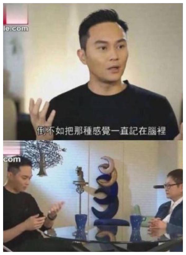 张智霖谈片酬全被袁咏仪把控,自曝常常吵架,根本不是模范夫妻