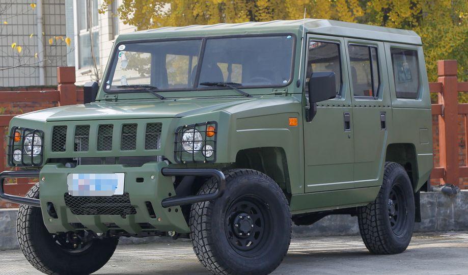 新颖的全车设计,其设计优雅高贵,北汽制造-勇士图片你会喜欢吗