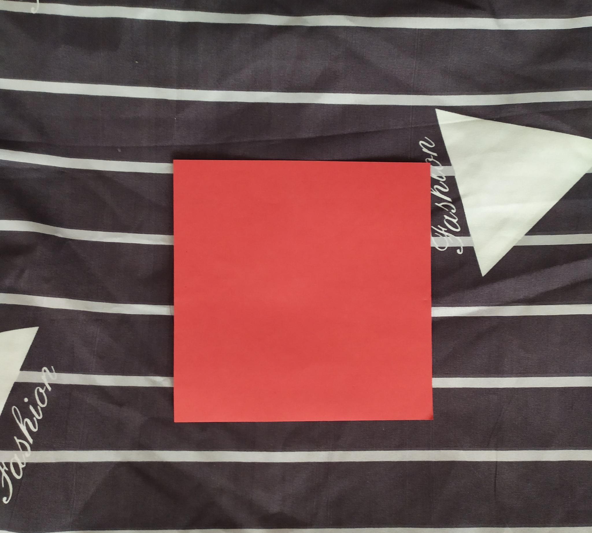 王姐带你做手工:简单的折纸教学,拿出彩纸一起折小船