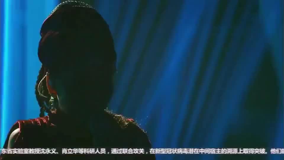 日本第一女声米希亚参加歌手唱到最后直接抽搐