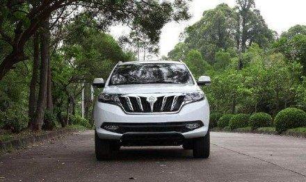 董明珠的银隆新能源公司发布了旗下的广通 SUV 电动汽车