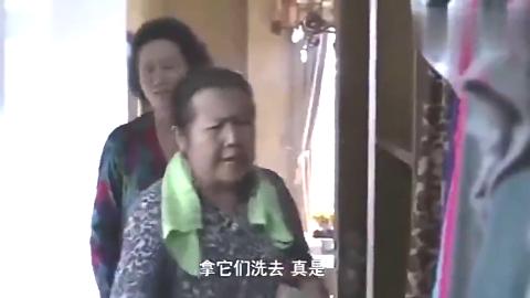农村婆婆进北京乱翻儿媳妇卧室没想被儿媳的首饰整懵