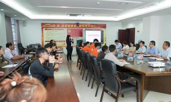 首批马来西亚留学生来宜春职业技术学院报到