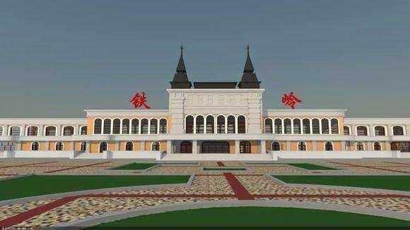 """辽宁省最漂亮的火车站,被认为是一座""""教堂"""""""
