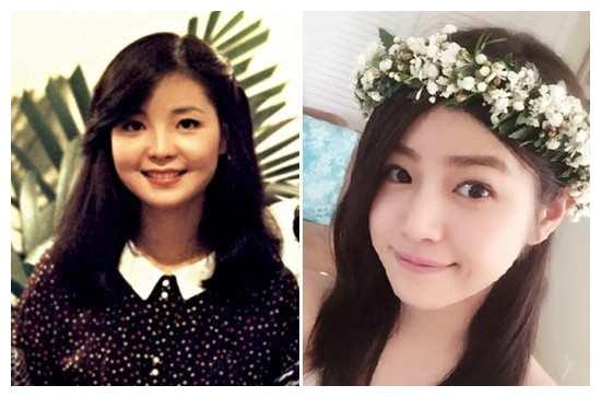 陈妍希唱邓丽君名曲歌声太美,一岁儿子听后马上不哭了