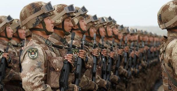 在美国眼里,中国军队的实力到底如何?美海军前任司令分析很透彻