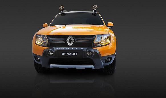 雷诺拉力车性能良好,让你感受赛车的魅力,科技感十足