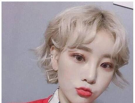 2018波波头染什么发色好看?女生短发最好驾驭的染发颜色