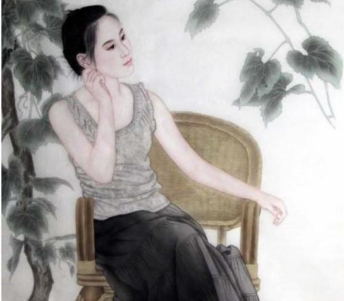 国画艺术名家宋彦军,主攻工笔人物画,美术、绘画艺术作品欣赏!