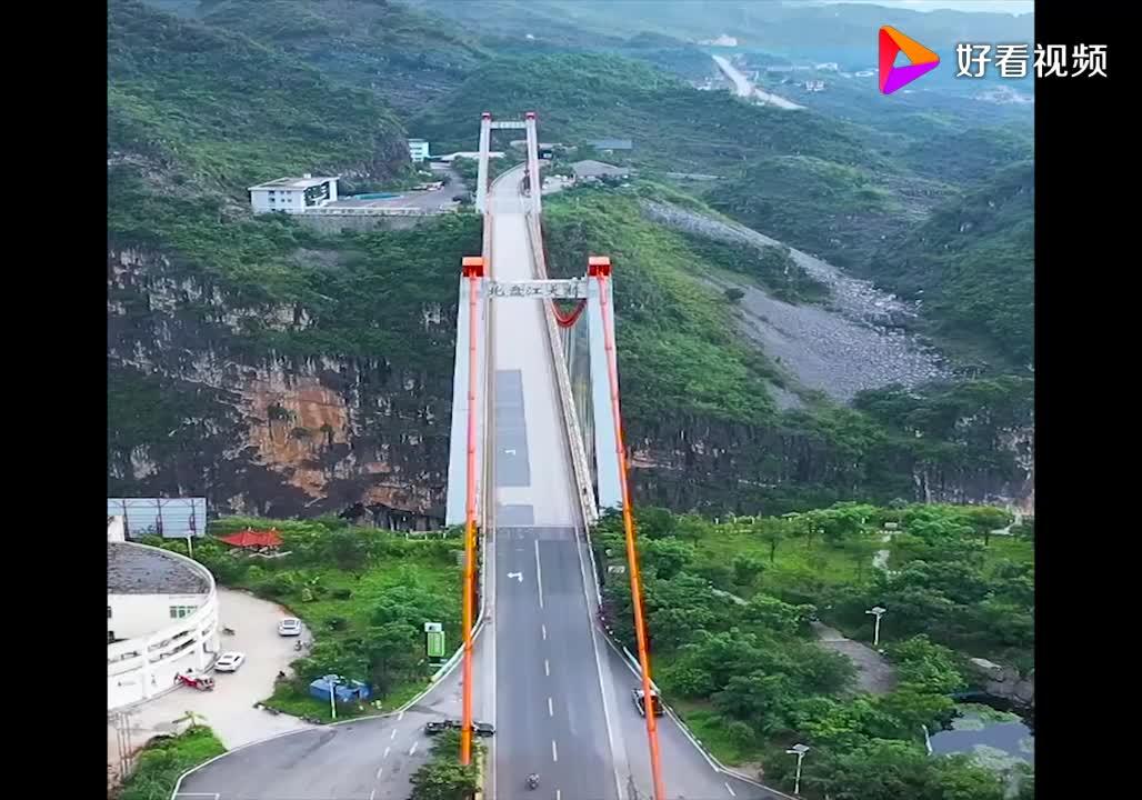 真是想不到贵州有两座北盘江大桥一座位于安顺