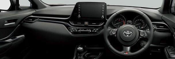 丰田C-HR GR Sport官图发布,新车造型更加运动犀利!