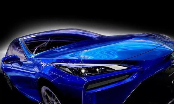 丰田最新新能源车来了!人称换壳亚洲龙,不用电不加油能跑650km