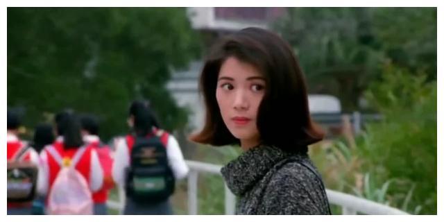 袁咏仪长发出镜,网友:张智霖不般配,其实靓靓短发也超图片