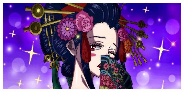 海贼王:小紫是桃之助失散的妹妹,一心积攒实力报仇图片